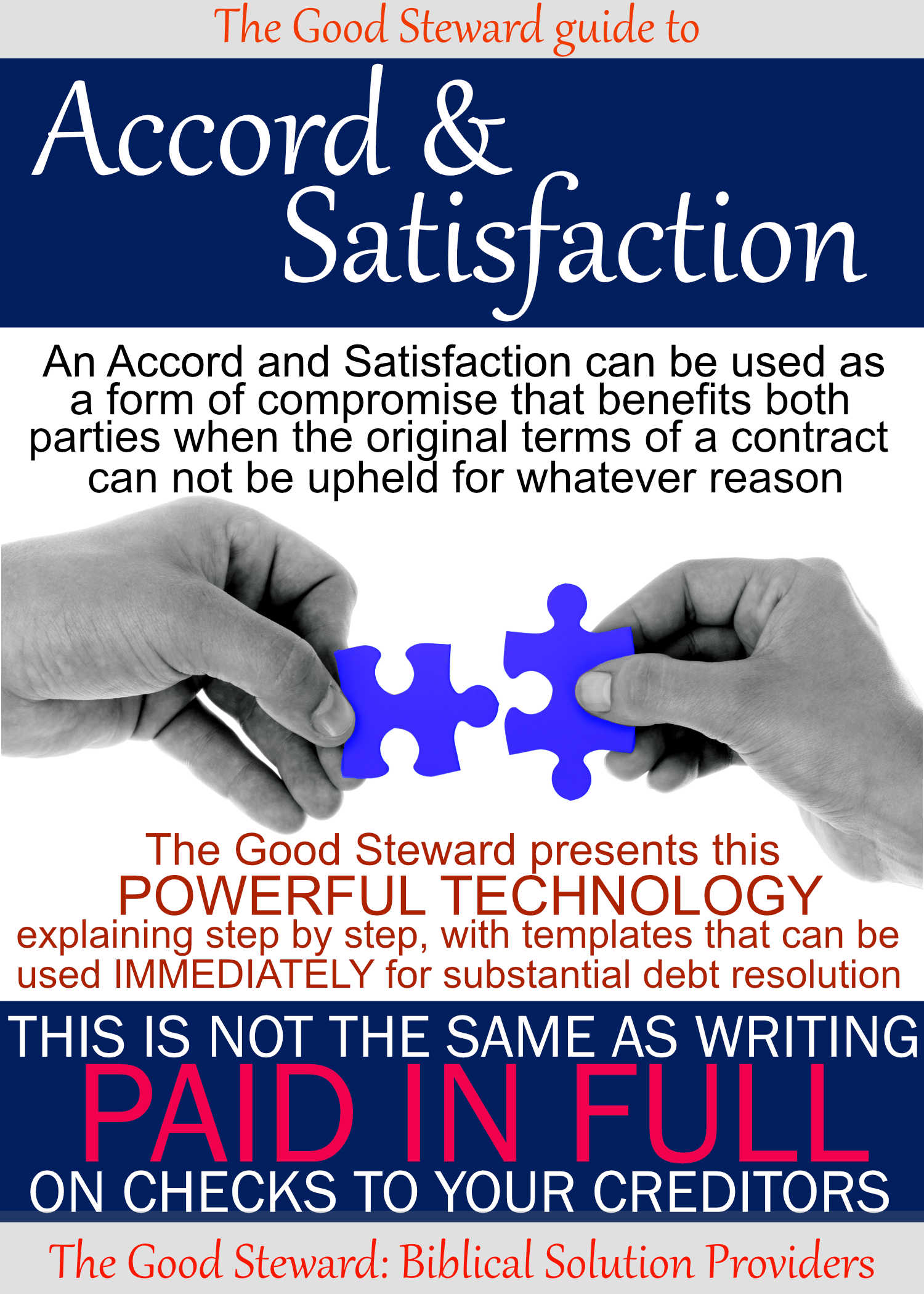 An Accord & Satisfaction